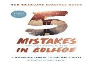 Free The Graduate Survival Guide: 5 Mistakes You Can t Afford to Make in College | Online