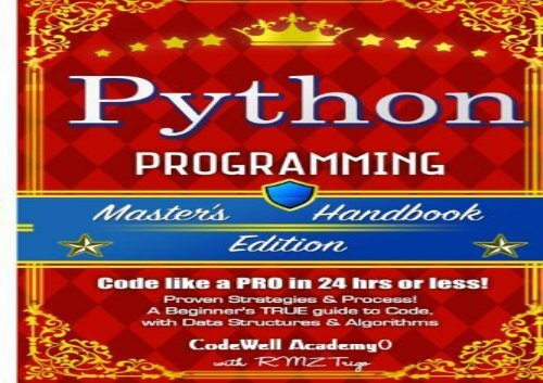 Python For Beginners Pdf