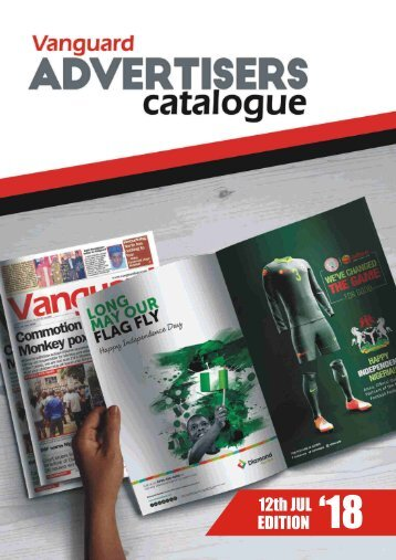 advert catalogue 12 July 2018