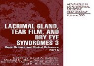 [+][PDF] TOP TREND Lacrimal Gland, Tear Film, and Dry Eye Syndromes 3: Basic Science and Clinical Relevance Part B: v. 3 (Advances in Experimental Medicine and Biology)  [DOWNLOAD]