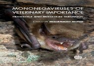 [+][PDF] TOP TREND Mononegaviruses of Veterinary Importance, Volume 1: Pathobiology and Molecular Diagnosis  [FULL]