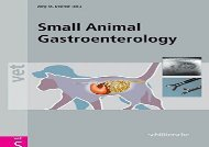 [+][PDF] TOP TREND Small Animal Gastroenterology  [FREE]