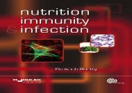[+]The best book of the month Nutrition, Immunity and Infection  [READ]