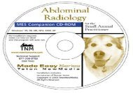 [+][PDF] TOP TREND Abdominal Radiology for the Small Animal Practitioner: CD-Rom (Made Easy)  [DOWNLOAD]