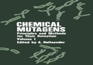[+][PDF] TOP TREND Chemical Mutagens: Principles and Methods for Their Detection Volume 1: 001  [READ]