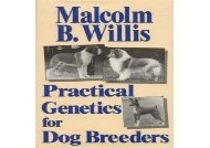 [+]The best book of the month Practical Genetics for Dog Breeders  [NEWS]