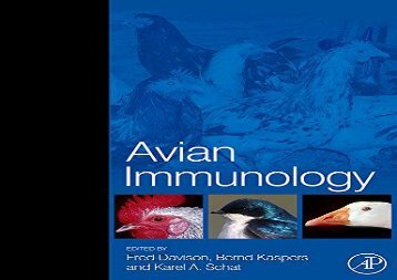 [+]The best book of the month Avian Immunology  [NEWS]