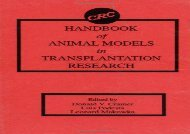 [+]The best book of the month Handbook of Animal Models in Transplantation Research  [FULL]