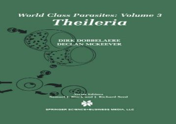 [+]The best book of the month Theileria (World Class Parasites)  [FREE]