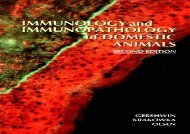 [+]The best book of the month Immunology   Immunopathology of Domestic Animals  [DOWNLOAD]
