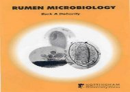 [+]The best book of the month Rumen Microbiology: Introduction to Micro-organisms in the Rumen, Their Activities and Interactions in the Digestion of Plant Materials [PDF]