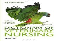 [+]The best book of the month Dictionary of Veterinary Nursing, 4e  [FREE]