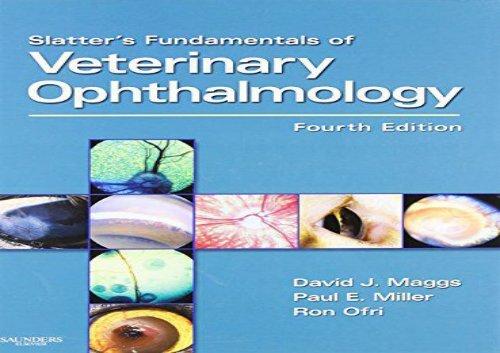 slatters fundamentals of veterinary ophthalmology 6e