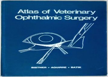 [+]The best book of the month Atlas of Veterinary Ophthalmic Surgery  [DOWNLOAD]