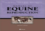 [+]The best book of the month Manual of Equine Reproduction  [DOWNLOAD]
