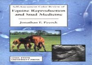 [+][PDF] TOP TREND Self-Assessment Color Review of Equine Reproduction and Stud Medicine  [FREE]
