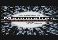 [+]The best book of the month Introduction to Mammalian Reproduction  [FREE]