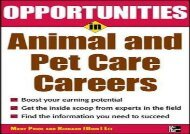 [+][PDF] TOP TREND Opportunities in Animal and Pet Careers (Opportunities in ... (Paperback))  [READ]