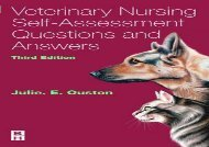 [+]The best book of the month Veterinary Nursing Self-Assessment, 3e  [DOWNLOAD]