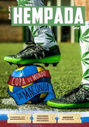 Hempada #14 - Copa do Mundo da Maconha