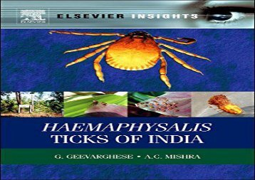 [+]The best book of the month Haemaphysalis Ticks of India  [FULL]