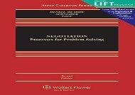 [+][PDF] TOP TREND Negotiation: Processes for Problem Solving (Aspen Casebook)  [DOWNLOAD]