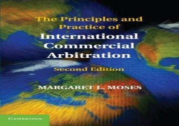 [+][PDF] TOP TREND The Principles and Practice of International Commercial Arbitration  [READ]
