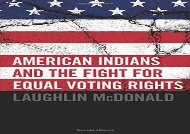 [+]The best book of the month American Indians and the Fight for Equal Voting Rights  [DOWNLOAD]