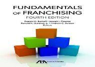 [+]The best book of the month Fundamentals of Franchising  [NEWS]