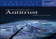 [+]The best book of the month Principles of Antitrust (Concise Hornbook Series) [PDF]