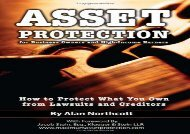 [+][PDF] TOP TREND Asset Protection for Business Owners and High Income Earners: How to Protect What You Own from Lawsuits and Creditors  [NEWS]