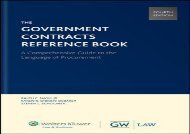 [+][PDF] TOP TREND The Government Contracts Reference Book: A Comprehensive Guide to the Language of Procurement [PDF]