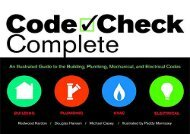 [+][PDF] TOP TREND Code Check Complete: An Illustrated Guide to Building, Plumbing, Mech  [FULL]