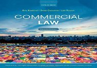 [+]The best book of the month Commercial Law  [FREE]