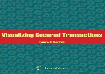 [+]The best book of the month Visualizing Secured Transactions [PDF]