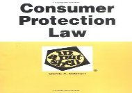 [+]The best book of the month Consumer Protection Law in a Nutshell (Nutshell Series)  [NEWS]