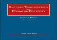 [+][PDF] TOP TREND Secured Transactions in Personal Property (University Casebook Series)  [NEWS]