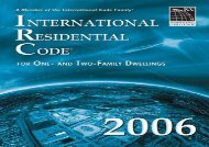 [+][PDF] TOP TREND International Residential Code: For One- And Two-Family Dwellings [PDF]