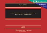 [+][PDF] TOP TREND Secured Transactions: A Systems Approach (Aspen Casebook)  [NEWS]