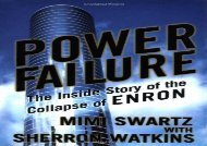 [+][PDF] TOP TREND Power Failure: The Inside Story of the Collapse of Enron  [READ]
