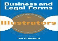 [+]The best book of the month Business and Legal Forms for Illustrators  [NEWS]