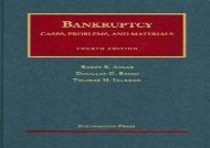 [+][PDF] TOP TREND Bankruptcy (University Casebook Series) [PDF]