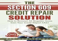 [+]The best book of the month The Section 609 Credit Repair Solution: How to Remove All Negative Items from Your Credit Report FAST  [FREE]
