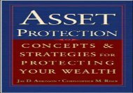 [+]The best book of the month Asset Protection: Concepts and Strategies for Protecting Your Wealth  [FREE]