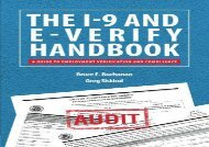 [+]The best book of the month The I-9 and E-Verify Handbook: A Guide to Employment Verification and Compliance  [FULL]
