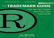[+]The best book of the month The Trademark Guide: How You Can Protect and Profit from Trademarks (Third Edition) (Allworth Intellectual Property Made Easy Series)  [FREE]