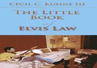 [+][PDF] TOP TREND The Little Book of Elvis Law (Aba Little Books Series)  [FULL]