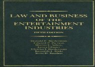 [+]The best book of the month Law and Business of the Entertainment Industries (Law   Business of the Entertainment Industries) [PDF]