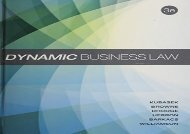 [+][PDF] TOP TREND Dynamic Business Law  [DOWNLOAD]