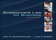 [+]The best book of the month Employment Law for Business  [FREE]